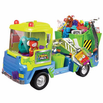 Camion Recolector De Basura Trash Pack Junk Truck 68107