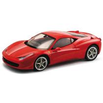 Ferrari 458 Italia A Radio Control Silverlit Escala 1:16