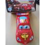Rayo Mc Queen Cars Auto Con Luz Sonido + Pilas!!!