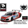 Audi R8 Lms Radio Control Remoto Esc1:14 Grande C/pilas !