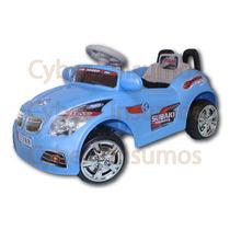 Auto Infantil A Batería Bmw Con Control Remoto Para Padres