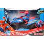 Hombre Araña Cuatriciclo Radio Control Con Muñeco Spiderman