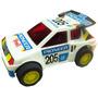 Peugeot 205 Rally Dakar Auto De Colección Plástico