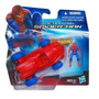 The Amazing Spider-man Auto + Muñeco Orig. Hasbro Z. Devoto