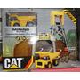 Cat Escenario De Extracción Con Luz Y Sonido Caterpillar