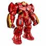 Muñeco Iron Hulkbuster Gigante 36cm Luz Frases Golpes