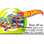 Hot Wheels Autitos Miniatura Pack X10 U Originales Surtidos