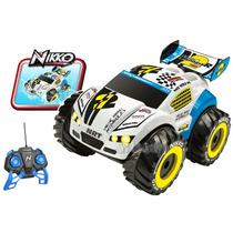 Autos Nikko R/c Vaporizr2 Anda En Agua! Mira Video Tv Jiujim