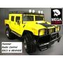 Camioneta Hummer Off Road Radio Control Esc1:6 Super Gigante