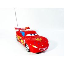 Auto Rayo Mc Queen Cars2 Rc Radio Control Super Veloz Y Agil