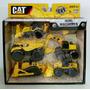 Caterpillar Mini Machines Pack X 5 - Intek