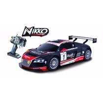 Nikko Auto A Control Remoto Audi R8 Escala 1-16 8.5km/h
