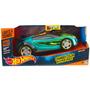 Hot Wheels Auto C/fx Luces Y Sonidos Quick N