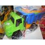 Camion Mediano Duravit Con Bloques Grandes 46 Cm.en Bolson