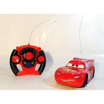 Rayo Mc Queen Cars Rc Radio Control Grande Super Rápido Agil