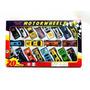 Set Autitos De Juguete Metal-plástico X 20 Motorwheels