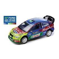 Auto A Radio Control Ford Abudhabi Rs Wrc Rally Super Rapido
