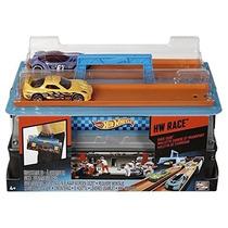 Pista Hot Wheels Race Case Valija Track Set Jugueteria Wally