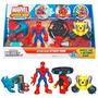 Playskool Marvel Spider Man Action Gear Equipo De Accion