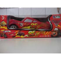 Rayo Mcqueen De Cars Control Remoto