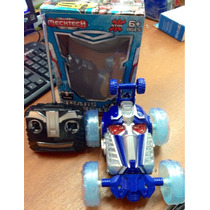 Transformer Radio Control 360º, No Vuelca!! Tb Iron/spider