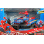Spiderman Moto Cuatriciclo Radio Control Full+6 Pilas Regalo