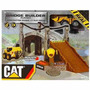 Cat Bridge Builder Escenario Contruccion De Puente Original