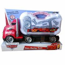 Camion Cars Racing Team Herrmientas Acc. Ditoys Casa Valente
