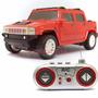 Auto Jeep Camioneta Hammer Policia Control Remoto Full R/c