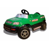 Auto A Pedal Toyota Karting Nene S/ Bateria Cuatriciclo Niño