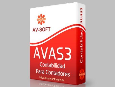 Avas3 - Sistema De Contabilidad Para Estudios