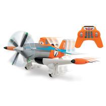 Dusty Super Charged Ucommand Aviones Habla Original Disney