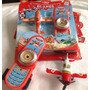 Planes Disney Avión + Telefono Celular Con Música Y Luz