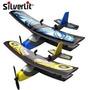 Avion Control Remoto Aeroplano Silverlit Classic Trainer