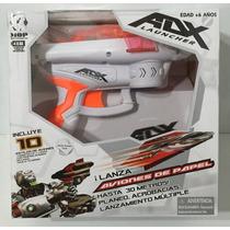 Lanzador De Aviones De Papel A Pila Adx Zap Pl15001