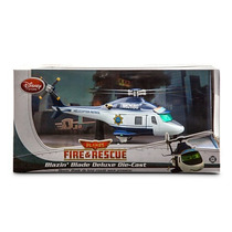 Disney Store Planes Helicoptero Blazin Blade De Lujo!!!