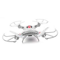 Drone Cuadricoptero Camara Hd 2.4ghz + Radiocontrol + Gtia