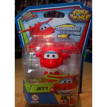 Super Wings Jett O Donnie Blister Ch. Jugueteria Bunny Toys