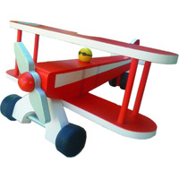 Avion De Madera