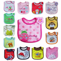 12 Baberos Carters Lote Combo