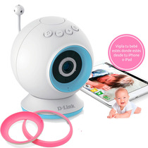 Babycall D-link Video Camara Ip Android Iphone Bebe
