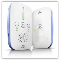 Avent Philips Babycall Inalambrico Luz Nocturna Monitor Bebe
