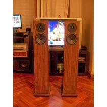 Columna Vifa & Aura -divisor High End- Sonido De Referencia-