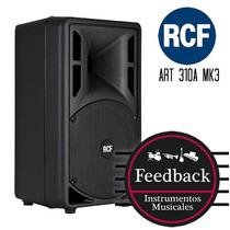 Rcf Art 310a Mk3 - Bafle/monitor Activo 10