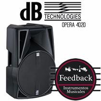 Db Technologies Opera 402d - Bafle/monitor Activo, Abs
