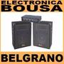 Sist De Sonido Blg Rmx120 2 Bafles 12 + Consola Potenciada