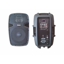 Bafle Moon 12 Potenciado Usb Mp3 Sd Bluetooth Be12dmup