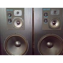 Bafles Omni Audio Canadienses - 3 Vías -