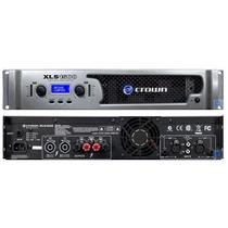 Amplificador Potencia Digital Crown Xls1500 - 1550w Rms Prof