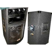 Bafle Audiosonic Profesional As15340 15 Pulgadas 600w 300rms